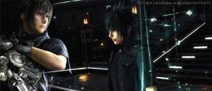 Noctis signature by FallenSoldier-X