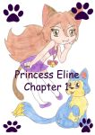 Princess Eline, Ch 1 Cover by joanne-zeehond
