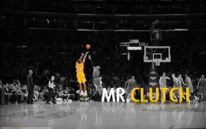 Mr.Clutch Wallpaper by lisong24kobe
