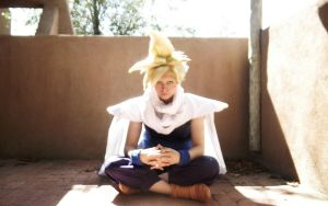 Be patient, Gohan... by morisa9