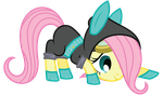 Filly Flutterspy by Midnight--Blitz