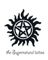 the Supernatural tattoo by viraag