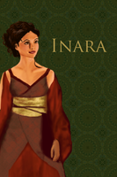 Firefly-Inara by AquaticFishy