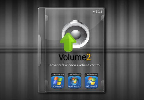 Volume2 is an advanced Windows volume control by irzyxa