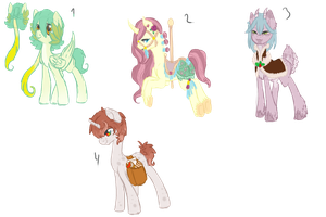 Adopts lots of them 2 CLOSED by Sarahostervig