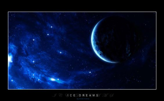 Ice Dreams by Smeril