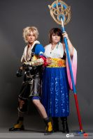 Final Fantasy X: Tidus 6 by J-JoCosplay