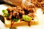 Pulled Pork with Apple-based Sauce by oskila