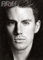 Channing Tatum 1 by riefra