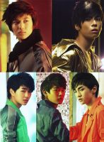 SHINee by dhiiezone