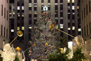Rockefeller Christmas Tree by Anndi