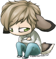 CHIBI SAD by Screeches
