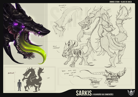 Sarkis by 2MindsStudio