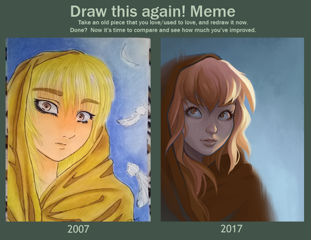 Draw It Again by revvriverse