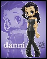 Danni, my sister by nebbingyourlife