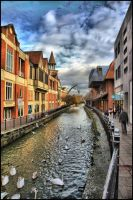 Lincoln View HDR by Melodysk