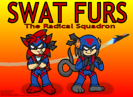 SWAT Furs The Radical Squadron by RyanEchidnaSEAL