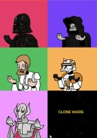 A Very Special Clone High Wars by TicklishSocks