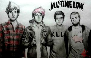 ALL TIME LOW by ALISONKYTE