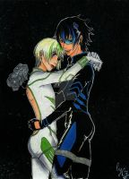 Starfighter - Cain and Abel by ReiWonderland