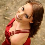 Laura - red dress below 1 by wildplaces