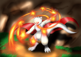 Fire Whirl by FireRai