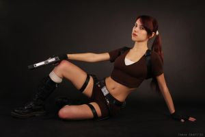 Legend Lara Croft - studio12 by TanyaCroft