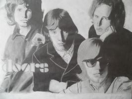 The Doors by tinanutella
