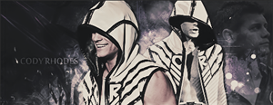 Dashing Mystery - Cody Rhodes by DarkComeback