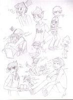 Regular Show-Humanized by M4DH4ttey266