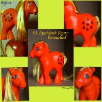 SA AppleJack Custom- Revamp by wylf