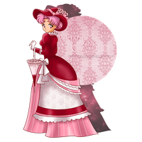 Vintage Lady - Chibiusa by selinmarsou