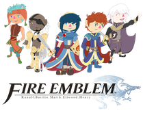 A Fire Emblem Christmas by Swiftstart