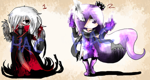 Small Adopt Set 1 /CLOSED/ by HomelessAdopt