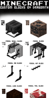 Minecraft: Custom Blocks by Dragonith