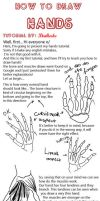HANDS TUTORIAL by SlyTheBlue