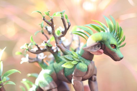 The Tree Dragon by vonBorowsky