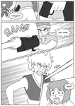Demon Quest #1 Page 35 by Shockzboy