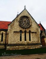 Side view church by Kirsty2010dodgs