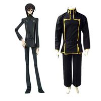 Code Geass Lelouch Cosplay Costume by morseedwina