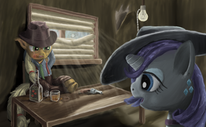 The Case of the Apple Pie by MoreVespenegas