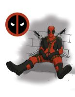 D is for Deadpool by jksketch