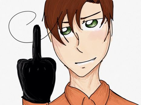 APH - Romano  by bleachlover9115