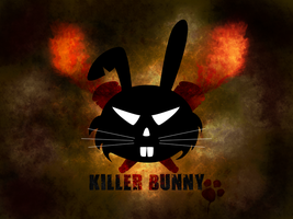 Killer Bunny by aMyrup