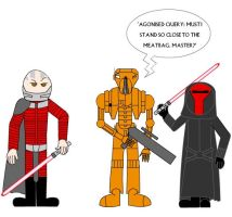The Good Ol' Days With HK-47 by JoesGuy