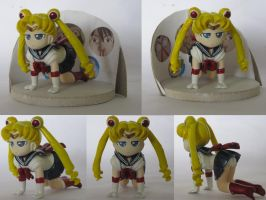 SD Sailor Moon Modification by Tamajani