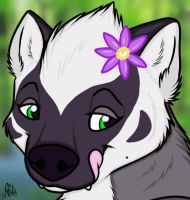 Jill badger Icon by PlushiePaws