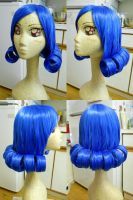 Juvia Wig Commission by red-cluster