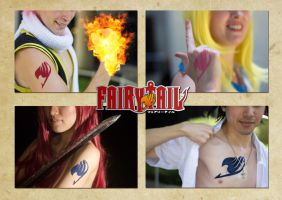 A-Kon 23 - We Are Fairy Tail by Soynuts