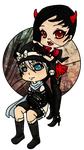 Right By Your Side~ by Pixitella